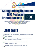 Enhanced Sk Pederasyon Orientation and Elections f