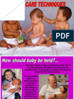 04 Infant Care Techniques