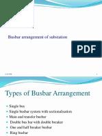 231407841 Bus Bar Arrangement of Substation