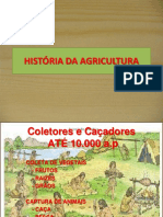História Da Agricultura
