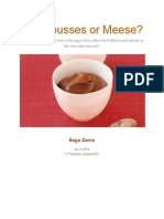 mousses or meese