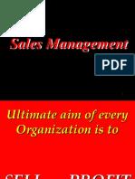 282575281 Sales Mangement Ppt