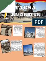 Afiche de Tacna-Vanessa Acero Leon