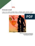 Protocolo Sexual