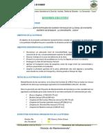 Resumen Ejecutivo - CV Ivochote