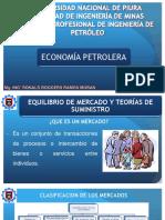 3era Semana Economia Petrolera