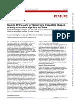 Making China Safe for Coke