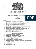 Energy Act Scotland