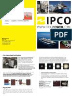 IPCO Power Water Fuel Emulsion
