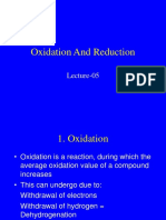 Oxidation And Reduction-Lecture-05.ppt