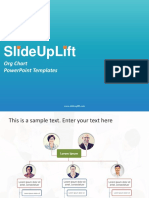 Org Chart PowerPoint Templates | Org Chart PPT Slide Designs | SlideUpLift