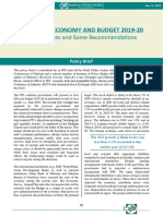 [IPS Brief] State of Pakistan Economy
