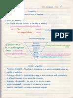 Phonetics Summary