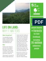 Goal 15 Life on Land-DAS Priority