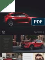 Brosura Mazda CX-5 Model 2019