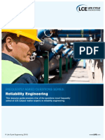 What is a Reliability Engineer