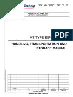 0814 b090 Dccq 008电除尘器设备装卸运输储存保管说明书封面(英文)