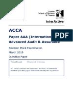 Mock+Exams_AAA+RM+Questions+March+2019+FINAL www.accountancywalls.com