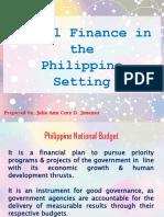 School Finance in the Philippines_Jimenez.pptx