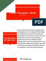 Flexible Organization
