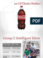 Group 2-Renaissance of Plastic Bottles