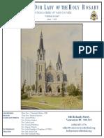 HRC Bulletin April 7 2019
