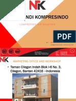Company Profile - PT. Nissandi Kompresindo