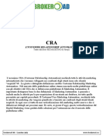 CRA CustomerRelationshipAutomation