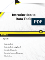 Introduction to Data Tools