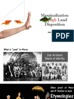 Marginalization through Land Disposition.pdf