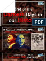 3.One of the Darkest Days of Philippine History