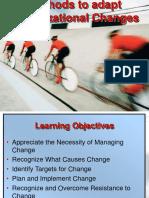 5.Organizational Changes
