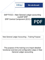 SAP New GL Accounting