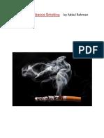 Tobacco Smoking for igcse biology