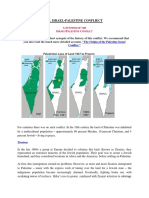 Israel-Palestine Conflict.docx