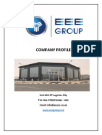 EEE Company Profile - New