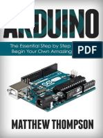 Arduino The Essential Step by Step Guide to Begin Your Own Projects (DIY Programming Projects, STEM).epub