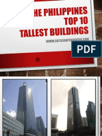 Philippines Top 10 Tallest Buildings