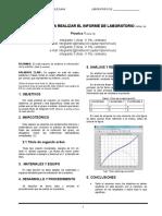 Estructura Para Informe