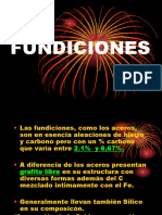 FUNDICIONES FERROSAS diapositivas