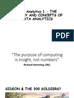 Data Analytics 1