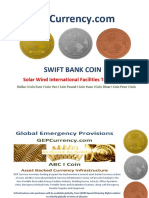 #10 GEPCurrency Swift Bank Coin Main White Paper by Mrworldemergency