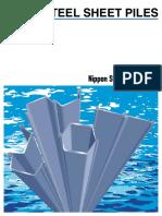 Sheet Pile Information