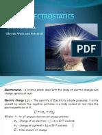 Electrostatics 18191