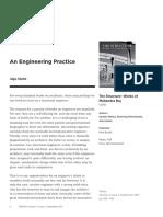 Engineering Practice in India.