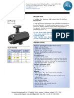 F Range Flow Control Valves Datasheet 13