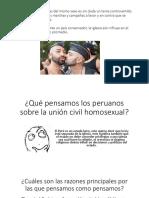 La Unión Civil Entre Parejas Del Mismo Sexo 1