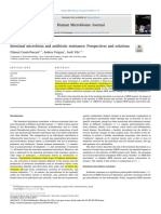 ABX Resistance and Gut Microbiota