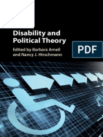 Arneil, B. & Hirschmann, N. J. (eds.) (2016) Disability and Political Theory.pdf