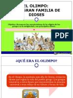 PPT EL OLIMPO
